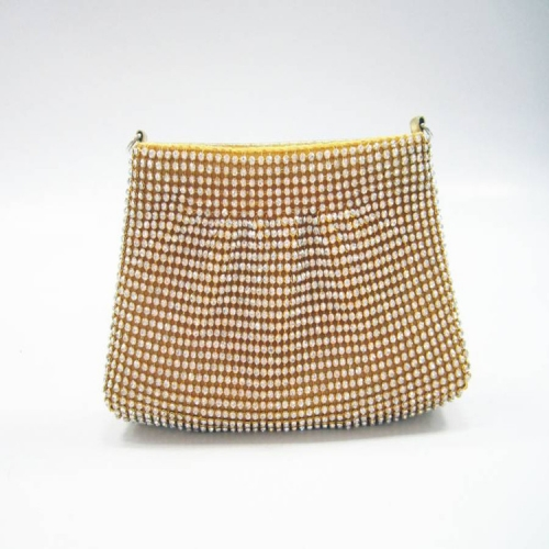 Metal mesh fabric purse/Metal fabric curtain